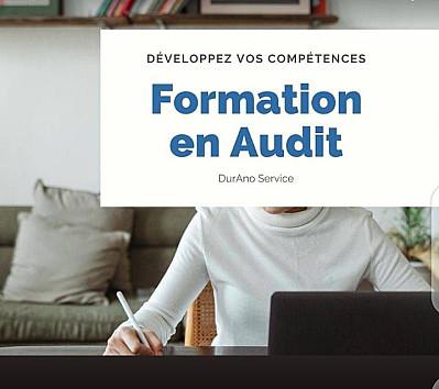 Réalisez une mission d'audit